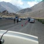 Grenze argentinien-chile